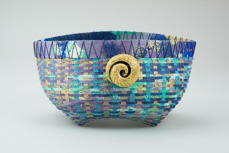 Neptune's Treasure Cache Cathead Basket