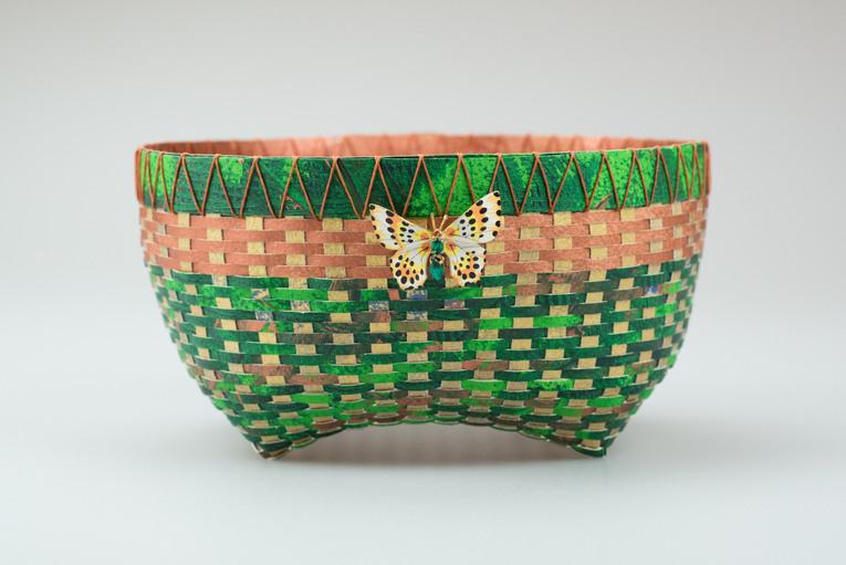 Time Immemorial – Wisdom & Grace Cathead Basket