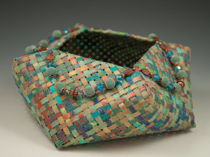Basket by Lisa Heyl