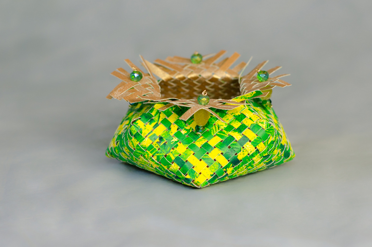 Spring LemonLime Drop Treasure Chest
